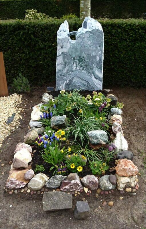 Grafsteen VB