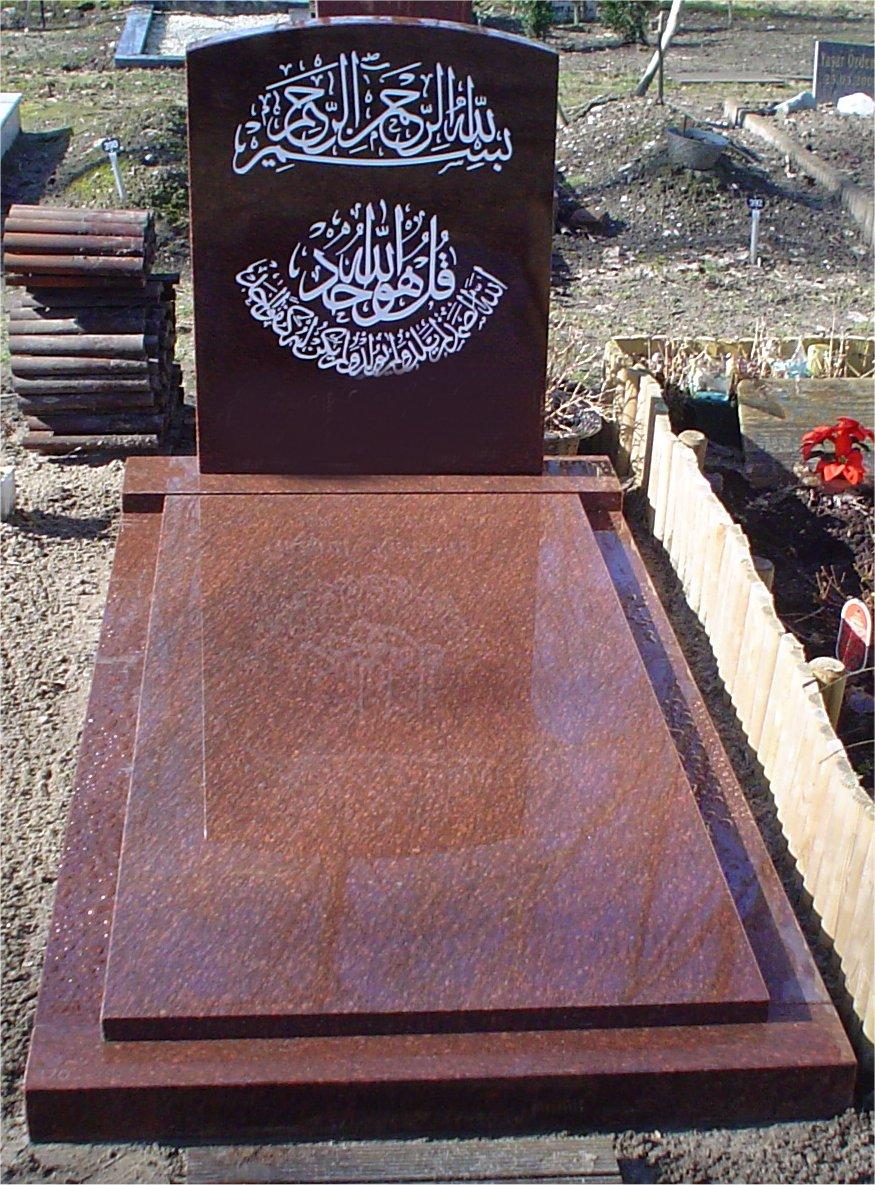 Islamitische Grafsteen