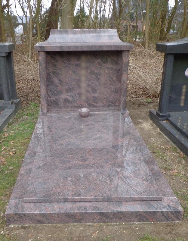 Grafstenen Lavertu