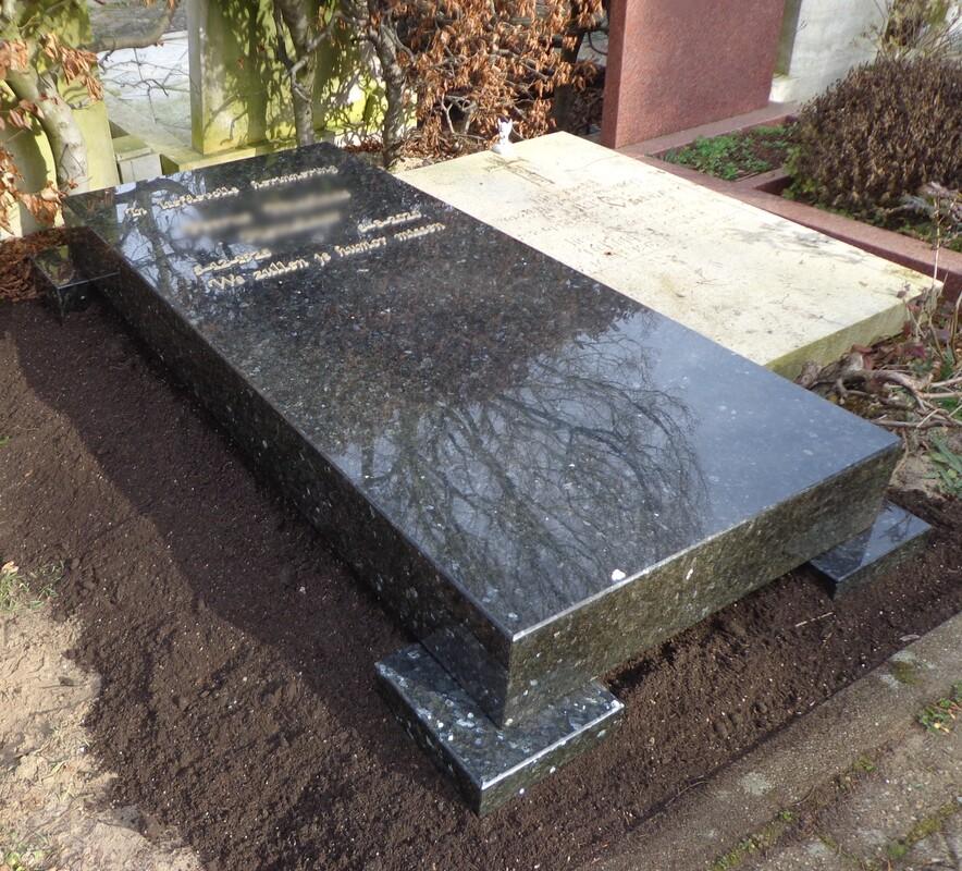Grafsteen Groot