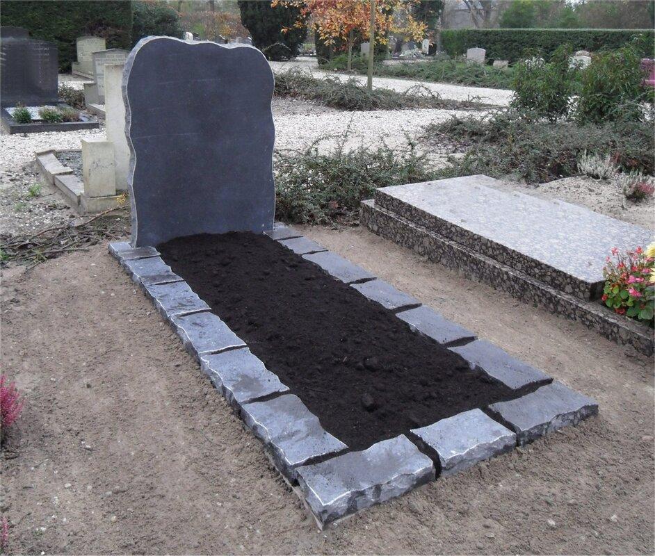 Opzet grafstenen